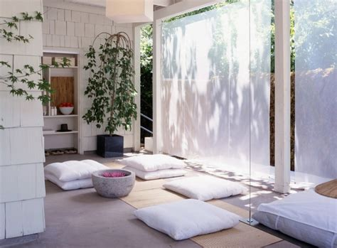 yoga inspired home decor zen space 20 beautiful meditation room design ideas