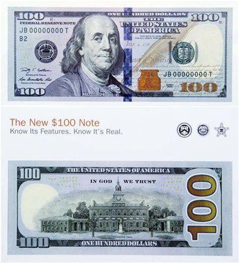 new year us dollar bill 100 dollar bill back and front