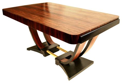 Highboy Kitchen Table by Deco Rosewood Dining Room Table Modern