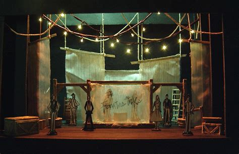 set design ideas lance cardinal creative blog the fantasticks set design
