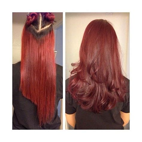 cherry coke hair color formula 62 best cherry coke hair color images on pinterest