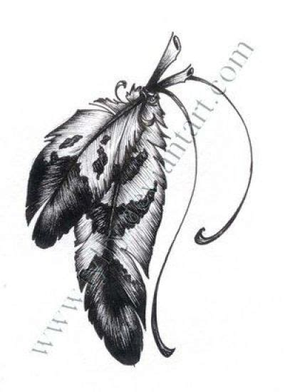 native american feather tattoos 11 american design ideas for and