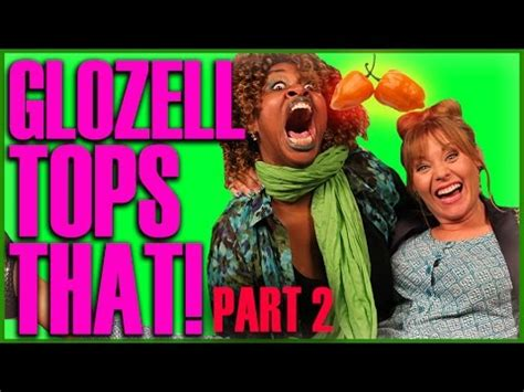glozell green pepper challenge epic pepper challenge with glozell and popsugar