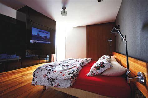 elegantly clean cut tv console feature wall design ideas home decor singapore