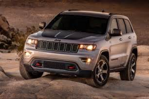 Jeep Grand Cherooke 2017 Jeep Grand Reviews And Rating Motor Trend