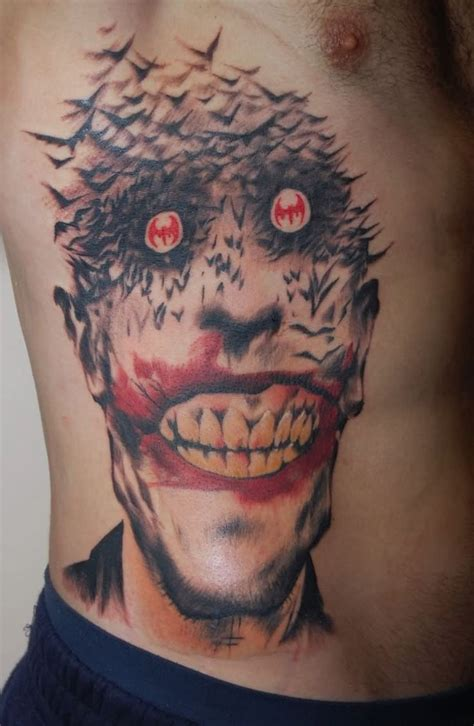 joker tattoos for men 17 best images about comic book tattoos for on
