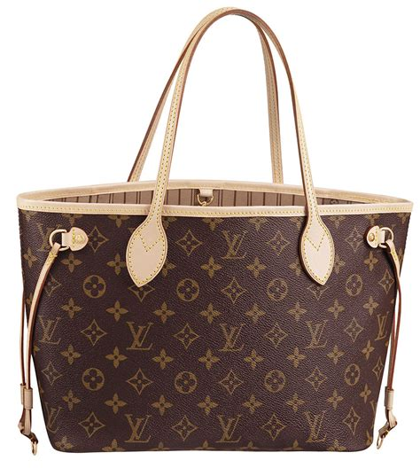 Louis Viton louis vuitton neverfull gm mm pm purseblog