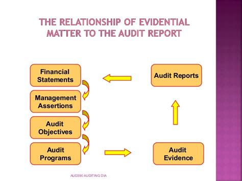 5 Audit Assertions by Topic 5 Audit Evidence And Auditing Procedure
