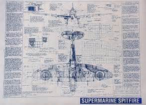 create a blueprint free supermarine spitfire blueprints