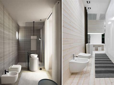 bagno design mini bagno grande effetto la casa in ordine