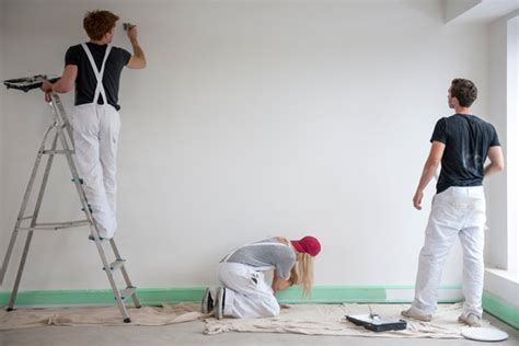 people painting try painting as a team sport decoding the new low voc