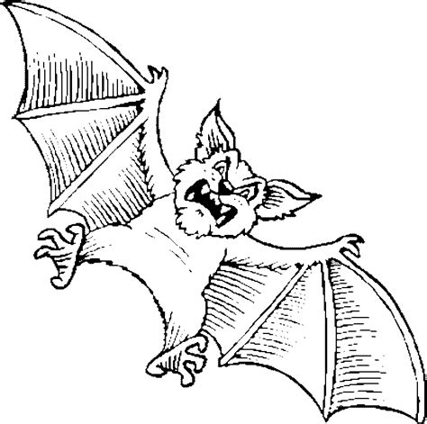 coloring page for bat free printable bat coloring pages for kids