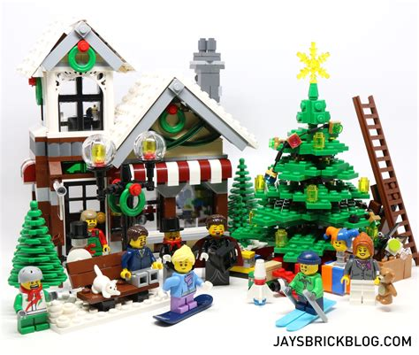 Lego Winter Shop Creator 10249 image gallery lego winter