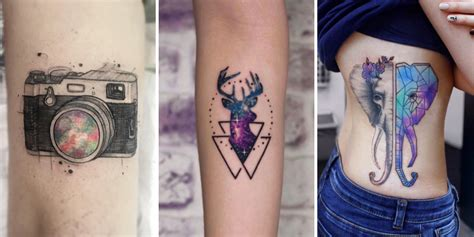 most creative tattoos 100 most captivating ideas for with creative