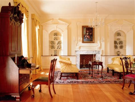 colonial interiors how to create a georgian colonial home interior freshome com