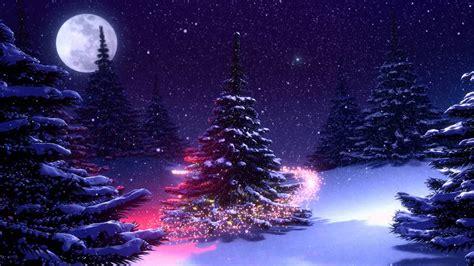 imagenes nieve vintage fondos animados 193 rbol de navidad nieve full hd animated