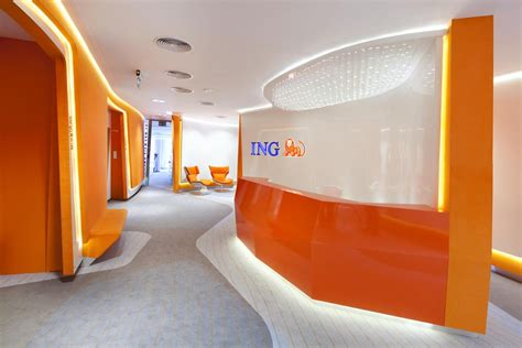 interior design brand ing bank corporate department of ing bank śląski robert