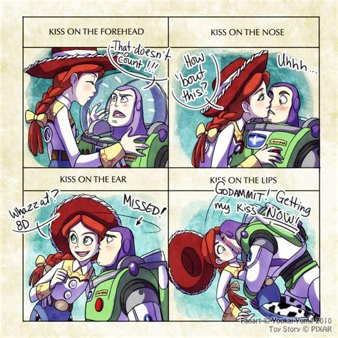 Buzz Meme - buzz jessie kiss meme by youkaiyume