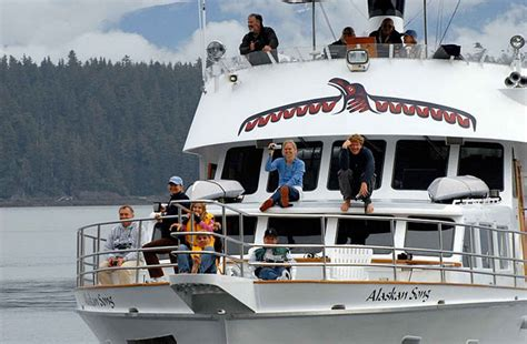 small boat song small charter yacht guided fishing trips in alaska