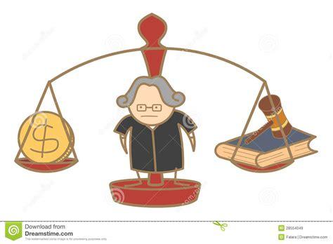 imagenes animadas de justicia gratis juez que hace el dinero y la ley de la decisi 243 n