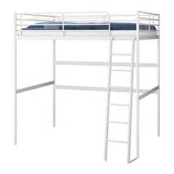 ikea loft bed pin queen loft bed ikea on pinterest