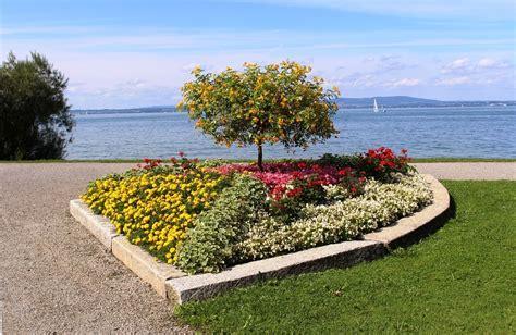 creare aiuole giardino aiuole come creare un giardino piacevole e armonico