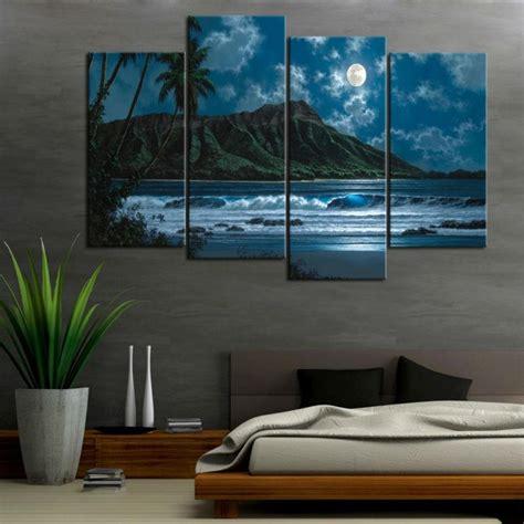 collection  hawaii canvas wall art wall art ideas