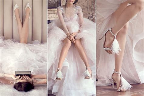 Best Bridal Shoes by From Jimmy Choo To Dune Here Are The Best Bridal Shoes To