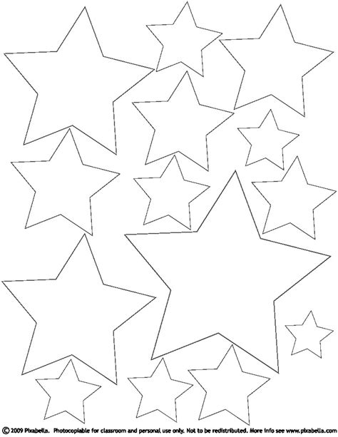 coloring pages of stars az coloring pages