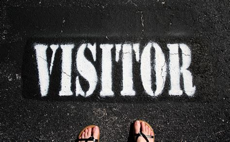 A Visitor - more about church visitors perspectives