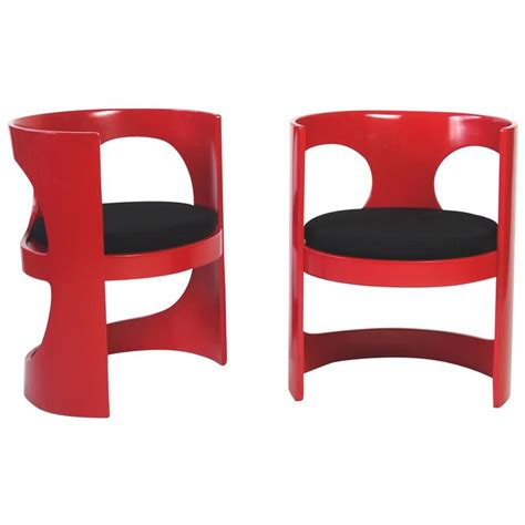 French Armchairs For Sale Pair Of Arne Jacobsen Quot Pre Pop Quot Chairs For Sale At 1stdibs