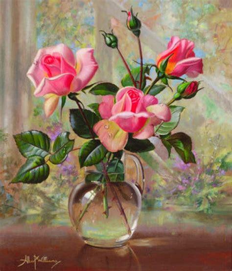 Imagenes Flores Pintadas | cuadros modernos pinturas y dibujos fotos de flores