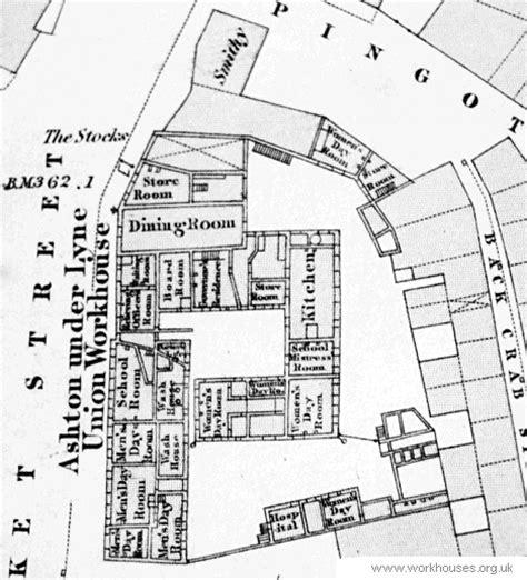 Floor Plans Waterloo the workhouse in ashton under lyne lancashire