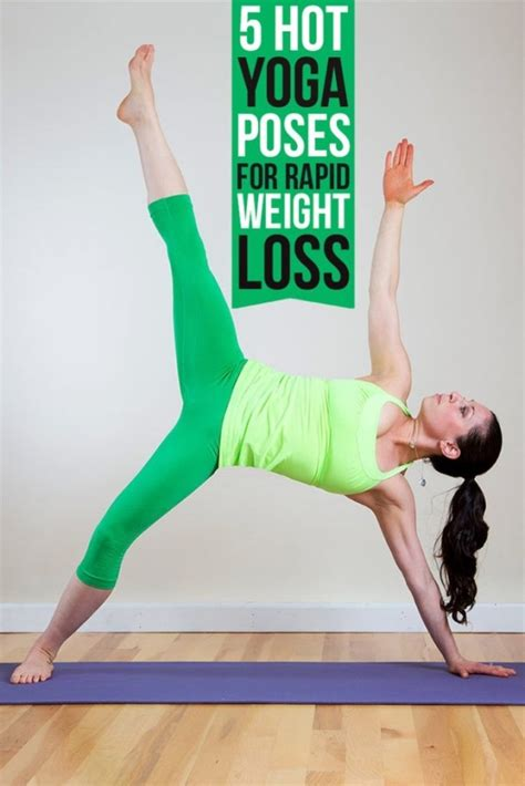 yoga tutorial for weight loss 5 hot yoga poses for rapid weight loss