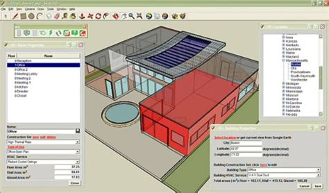 free house modeling software sketchup tag archdaily