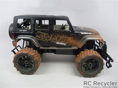 New Bright Rc Jeep Wrangler New Bright Jeep Wrangler Unlimited