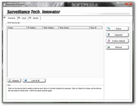 ip installation software intelligent ip installer for tl sc3130