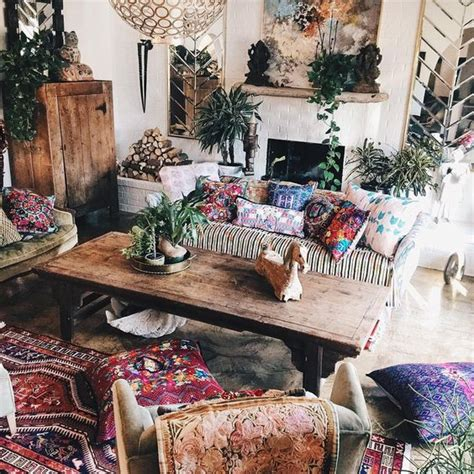 gypsy home decor 26 bohemian living room ideas decoholic