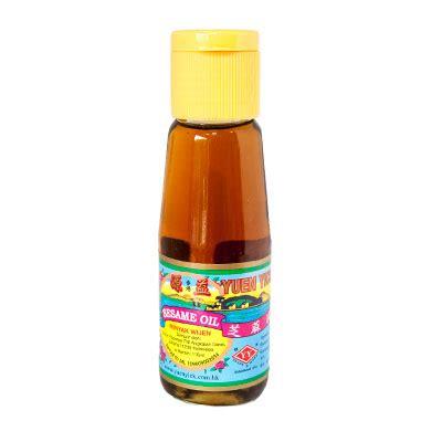 Abc Minyak Wijen 195ml yuen yick sesame 113gr citra utama sembako