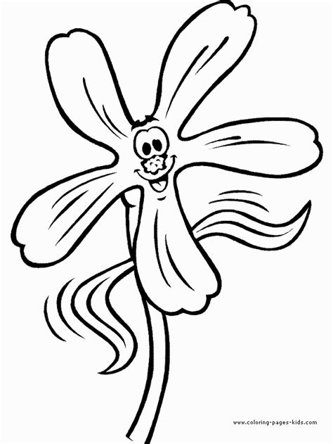 coloring flowers with food color food coloring changing flower coloring pages
