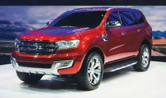 ford all new cars 2018 ford everest review price interior 2018 2019