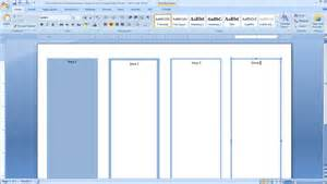 create your own bookmark template add a border to bookmarks by using text boxes