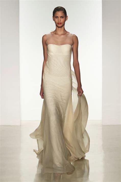 wedding dress design jade designer wedding dresses amsale spring 2015 bridal collection