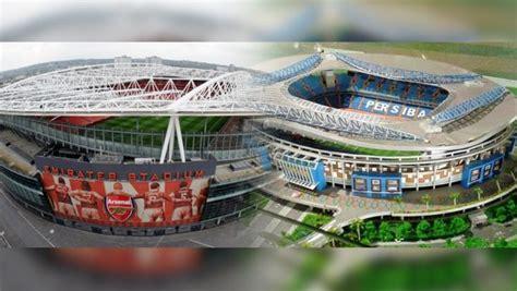 kemewahan stadion batakan tuan rumah piala gubernur