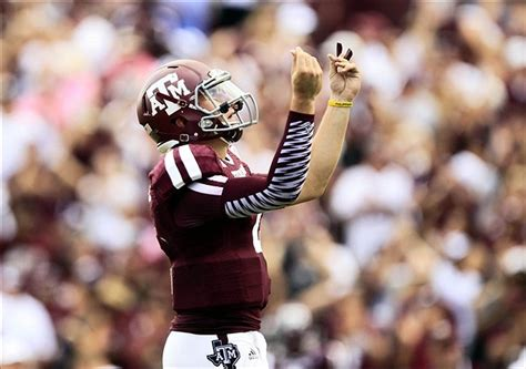 texas a amp m president throws up johnny manziel s quot show me