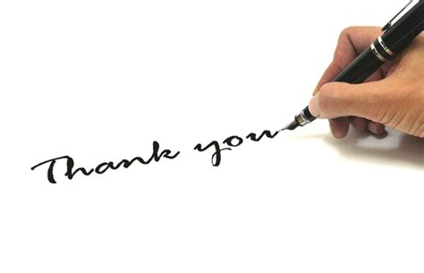 thank you letter after email or handwritten how to write a thank you email after an huffpost