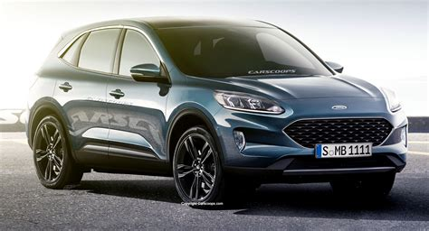 Ford Escape 2020 by 2020 Ford Escape Kuga Looks Tech Engines And