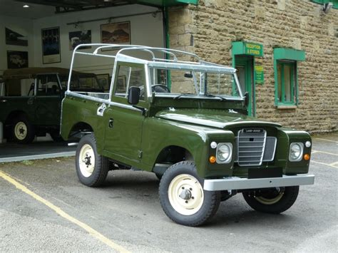 land rover classic for sale 1982 series 3 land rover land rover vintage pinterest