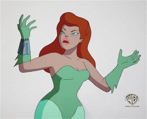 poison ivy batman animated series guardians of good wb batman animated series