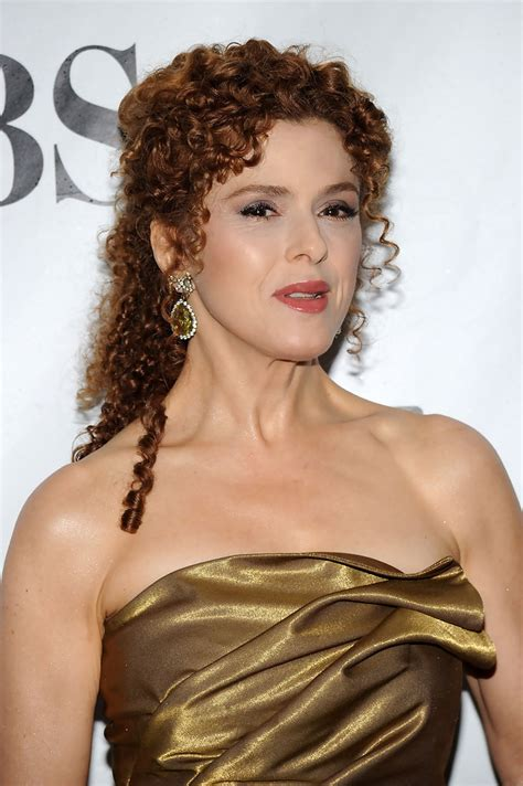 bernadette hairstyle how to bernadette peters half up half down half up half down